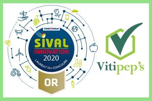VITIPEP'S obtient le SIVAL D'OR 2020 de l'innovation